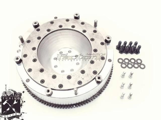 Tuning Factory Маховик для адаптации двс 1/2JZ с кпп BMW 240мм