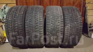 Dunlop SP Winter ICE 01. Зимние, шипованные, 70%, 4 шт