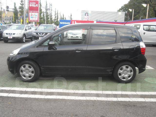 Honda Fit. вариатор, передний, 1.3, бензин, б/п, нет птс. Под заказ