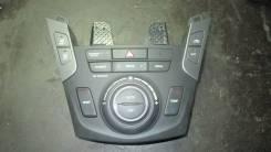 Блок управления климат-контролем. Hyundai Santa Fe, DM Двигатели: G4KE, D4HA, G4KH, D4HB