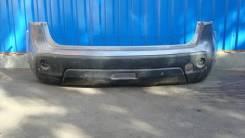 Nissan qashqai 85022-JD00H Бампер задний