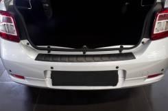 Накладка на бампер. Renault Logan Renault Duster Datsun mi-Do. Под заказ