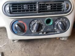 Блок управления климат-контролем. Chevrolet Niva