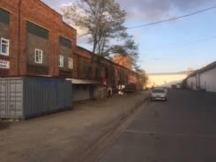 Сдаётся капитальный склад с офисом 400кв. м. 400кв.м., улица Борисенко 35, р-н Борисенко. Вид из окна