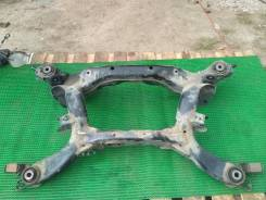Балка поперечная. Infiniti M45, Y50 Infiniti M35, Y50 Nissan Fuga, PY50 Двигатель VQ35DE