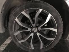 """Продам колёса с зимней резиной недорого. 8.0x19"""" 5x114.30 ET36 ЦО 62,0мм."""