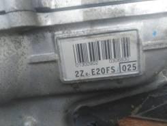 Двигатель в сборе. Toyota Corolla Fielder