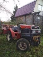 Yanmar F145. Мини-трактор, 14,5 л.с.
