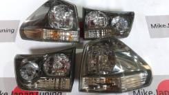 Стоп-сигнал. Lexus RX330, GSU30, GSU35, MCU35, MCU38 Lexus RX350, GSU30, GSU35, MCU35, MCU38 Lexus RX400h, MHU38 Toyota Harrier, ACU30, ACU30W, ACU35...
