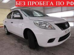 Nissan Latio. автомат, передний, 1.2, бензин, 48 900 тыс. км, б/п. Под заказ
