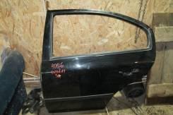 Дверь задняя левая Skoda Octavia A4 рестайлинг