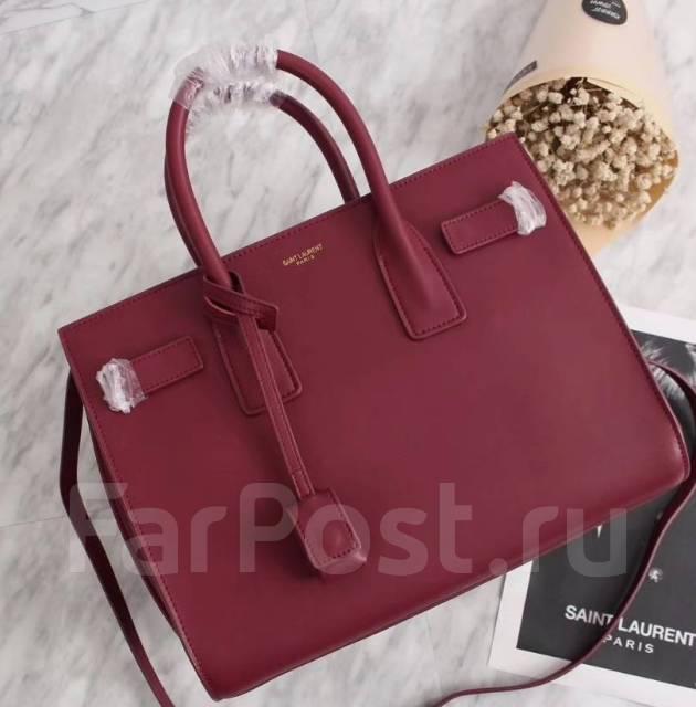 0699980c0e06 сумки женские Saint Laurent Paris натуральная кожа качество люкс