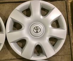 "Колпаки R16 Toyota б/у Оригинал Япония. Диаметр 16"""", 1шт"