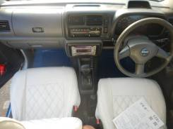 Консоль салона. Suzuki Jimny Wide, JB33W, JB43W Двигатели: G13B, M13A