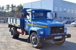 ГАЗ 3307. , 4 250куб. см., 4 000кг., 4x2