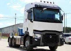 Renault. C 6x4 тягач Рено 2016 год, 10 837куб. см., 18 500кг.