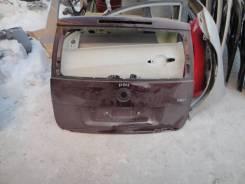 Дверь багажника SKODA YETI (09-)