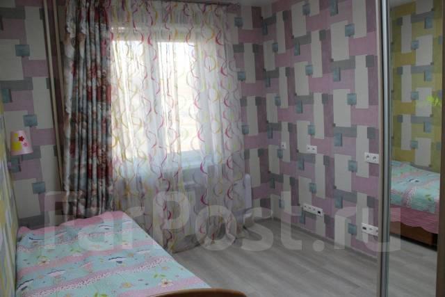 3-комнатная, улица Невельского 21. 64, 71 микрорайоны, частное лицо, 55кв.м. Интерьер