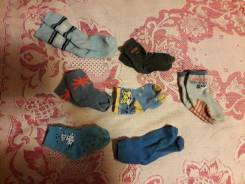 Носочки на 3-4 года