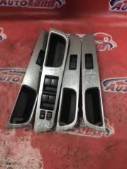 Блок управления стеклоподъемниками. Nissan Tiida, C11, C11X