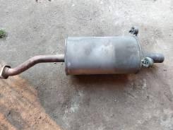 Глушитель. Honda Stream, RN3 Двигатели: K20A, K20AIVTEC, K20A1