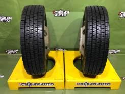 Dunlop Dectes SP062. Зимние, без шипов, 2015 год, 5%, 2 шт
