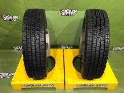 Dunlop Dectes SP062. Зимние, без шипов, 2015 год, 20%, 2 шт