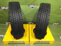 Dunlop Dectes SP081. Зимние, без шипов, 2017 год, 5%, 2 шт