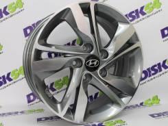 "Hyundai. 7.0x17"", 5x114.30, ET50, ЦО 67,1мм."
