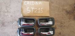 Накладка на ручку двери внутренняя. Toyota Caldina, ST215, ST215G, ST215W