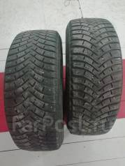 Michelin Maxi Ice-2. Зимние, шипованные, 2012 год, 20%, 2 шт