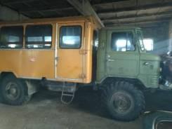 ГАЗ 66. автобус. Под заказ