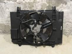 Вентилятор охлаждения радиатора. Nissan Tiida Latio Nissan Tiida, C11, C11X