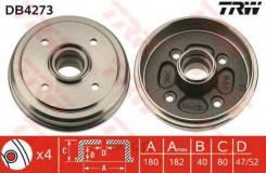 Тормозной барабан matiz TRW/Lucas арт. DB4273