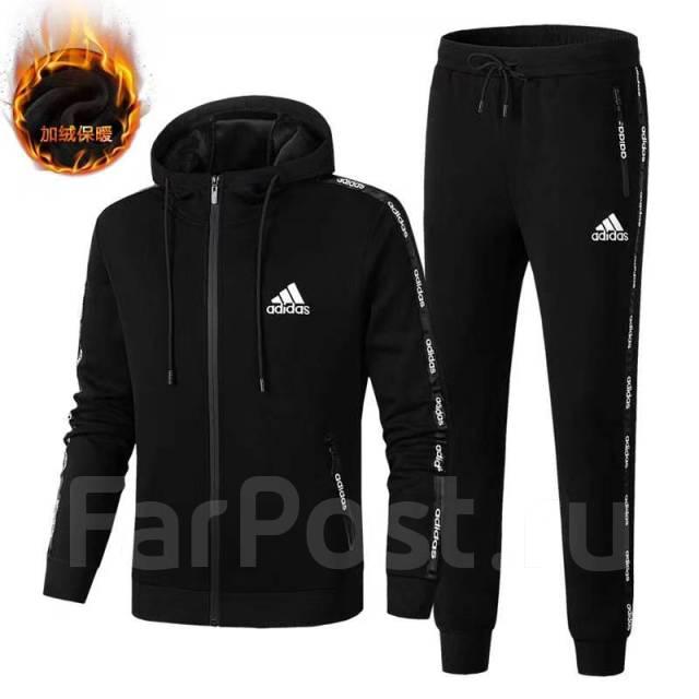 ffc0eee3 Утеплённый спортивный костюм Adidas. Качество Quality 1:1 ...