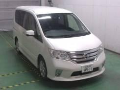 Nissan Serena. вариатор, передний, 2.0 (152л.с.), бензин, б/п