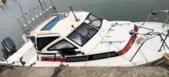 Yamaha Fish 22. длина 6,60м., двигатель подвесной, 90,00л.с., бензин