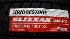 Bridgestone Blizzak DM-V2. Зимние, без шипов, 2016 год, без износа, 4 шт