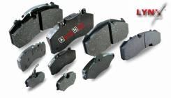 "Колодки тормозные передние подходит для TOYOTA Camry(V10/20) (14"""") 96-99/99-01(JAP)/Carina E/Corolla(E10) 92-97/(E11) (AKE) 97-02/Rav 4 95-00 BD-7516..."