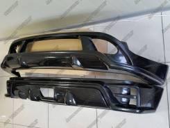Обвес кузова аэродинамический. Nissan Juke, F15, F15E, NF15, SUV, YF15
