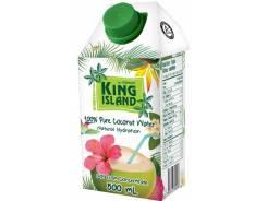 Вода кокосовая.