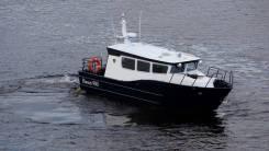 Barents. 2018 год год, длина 9,00м., двигатель стационарный, 480,00л.с., дизель