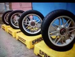 """Sparco. 7.0x16"""", 4x114.30, 5x114.30, ET35"""