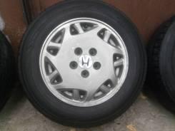 """Honda. 6.5x15"""", 5x114.30, ET55"""
