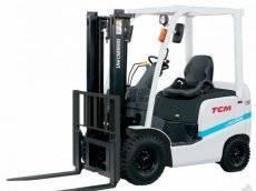 TCM. Новый вилочный погрузчик FG15T3Z, 1 500кг., Бензиновый. Под заказ