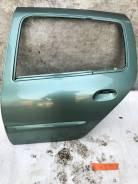 Дверь задняя левая Renault Symbol 1998-2008