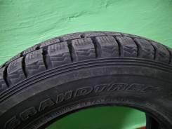 Dunlop Grandtrek SJ6. зимние, без шипов, б/у, износ 50%