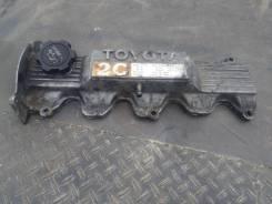 Крышка головки блока цилиндров. Toyota Lite Ace Двигатель 2C