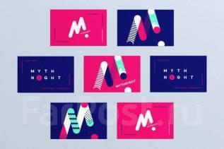 """Разработка логотипов, банеров, визиток в рекламном агентстве """"КИВИ""""!"""