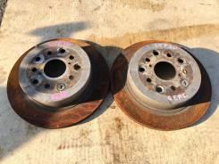 Диск тормозной. Toyota Celsior, UCF30, UCF31 Lexus LS430, UCF30